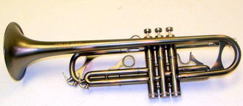 Phaeton PHT-2060 Black Copper Triple Play Professional Trumpet   Hornsales.com
