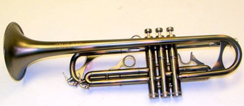 Phaeton PHT-2060 Black Copper Triple Play Professional Trumpet | Hornsales.com