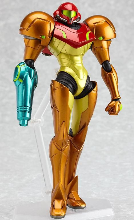 Max Factory figma METROID Other M Samus Aran ABS&PVC painted Action Figure