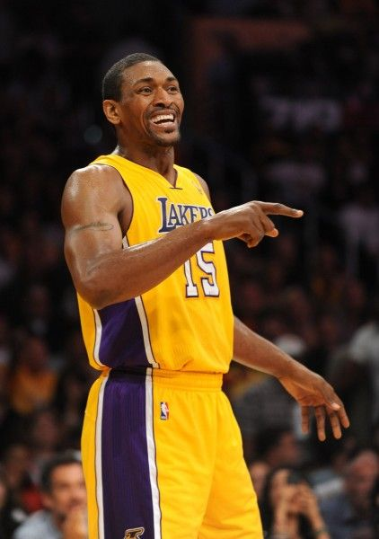 "Lakers GM Mitch Kupchak On Metta World Peace: ""I Love The Guy""- http://getmybuzzup.com/wp-content/uploads/2015/09/512815-thumb.jpg- http://getmybuzzup.com/lakers-gm-mitch-kupchak/- By Charlie Taylor  Noah Graham/NBAE via Getty Images  When the news of Metta World Peace training in the LA Lakers facilities dropped earlier this week, I threw my arms up going ""Knew it"". Because it was so clear that World Peace wouldn't stay in China for long, he'll come back,"
