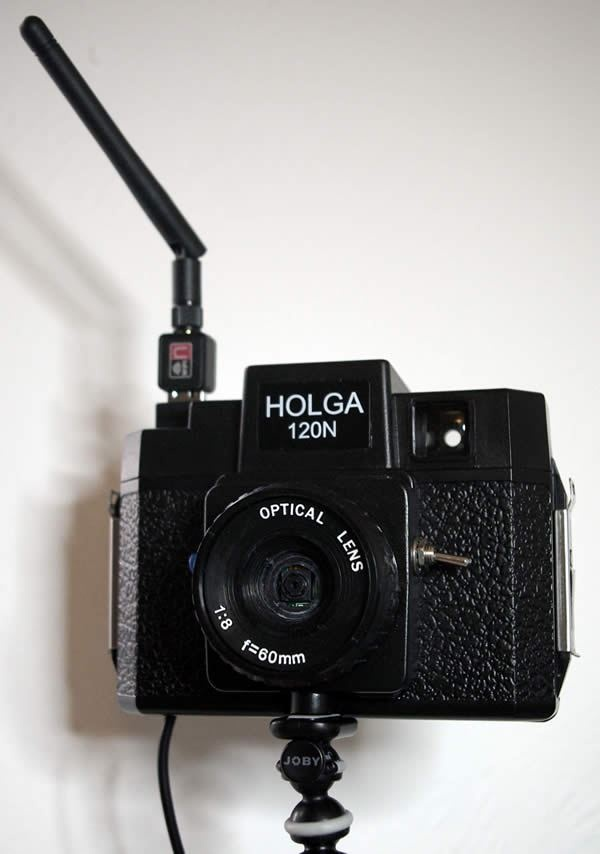 Here's version 1 of the Holga Raspberry Pi Camera – a hackable, programable camera with a 5 megapixel sensor and HD video capabilities, in retro camera form.