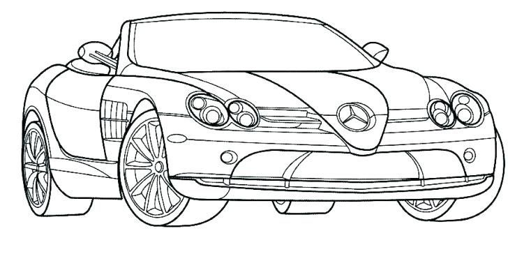 Sportwagen Zeichnen Malvorlagen Fur Kinder Ausmalbilder Malvorlage Auto
