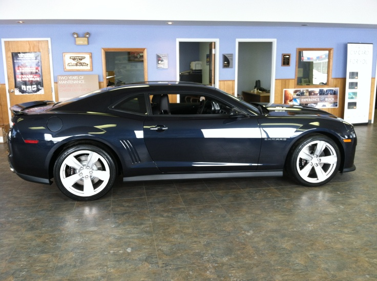 2013 camaro zl1 in blue ray metallic hot cars at blaise. Black Bedroom Furniture Sets. Home Design Ideas
