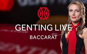 Playing Live Baccarat with Genting is unlike any other online casino experience.