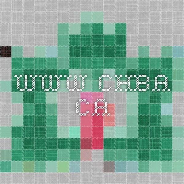 www.chba.ca