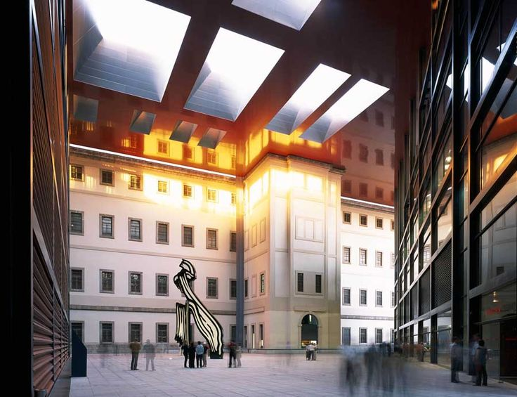 Museo de Reina Sofia (Madrid, Spain)