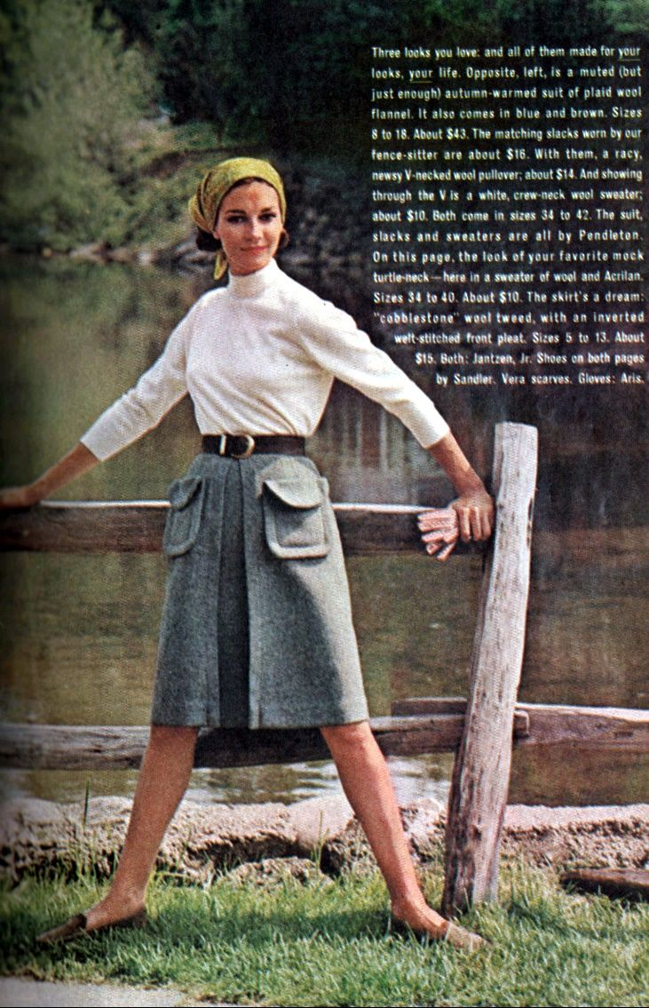 53 Best Images About 1962 Fashion On Pinterest
