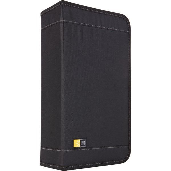 Case Logic Cdw-92Black Nylon Cd Wallets (92 Disc)