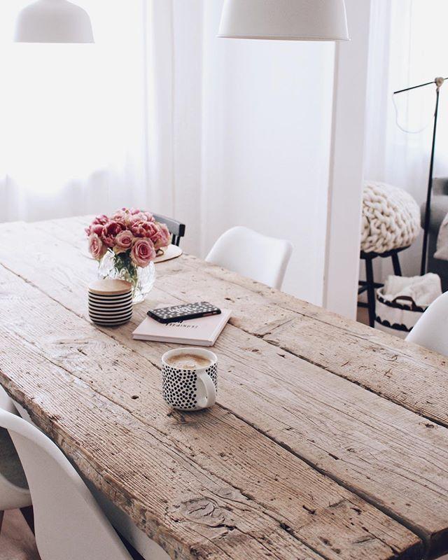 Basteln Sie Ihren eigenen Esstisch – Interior