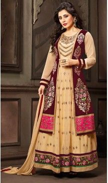 French Beige Georgette Pakistani Salwar Kameez Collection | FH434969015 #heenastyle , #salwar , #kameez , #suits , #anarkali , #party, #wear , #panjabi , #patiyala , #abaya , #style , #indian , #fashion , #designer , #bridel , #evening , #formal , #office , #deaily , #dupatta , #churidar , #palazo , #plazzo , #nerrow , #pant , #dress , #dresses , #fashion , #boutique , #mode , #henna , @heenastyle , #latest , #gowns , #pakistani , #readymade , #stitched , #plus , #size , #islamic