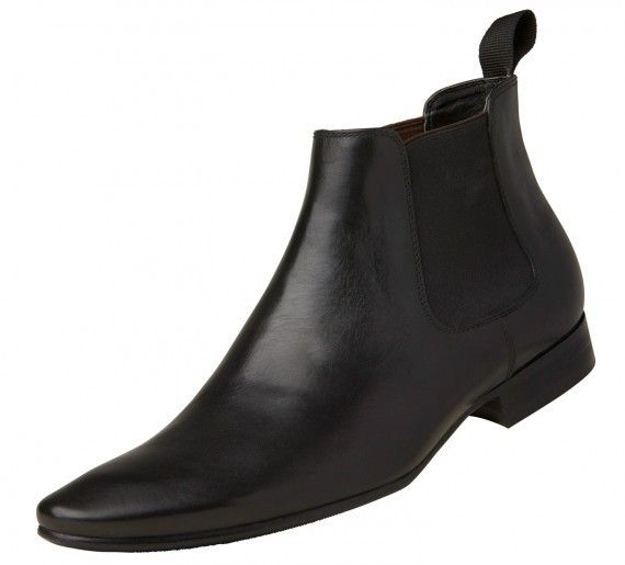 Windsor Smith - Rangger Black Leather
