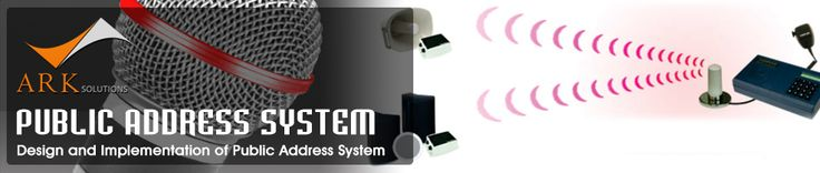 Public address system is an electronic sound amplification and distribution system. It works with the combination of a microphone, amplifier and loudspeakers,it will facilitate the person.