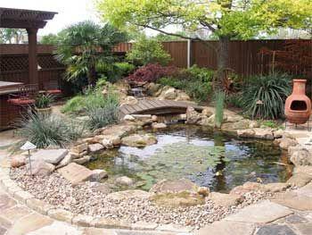Best 25 Small Backyard Ponds Ideas On Pinterest Small