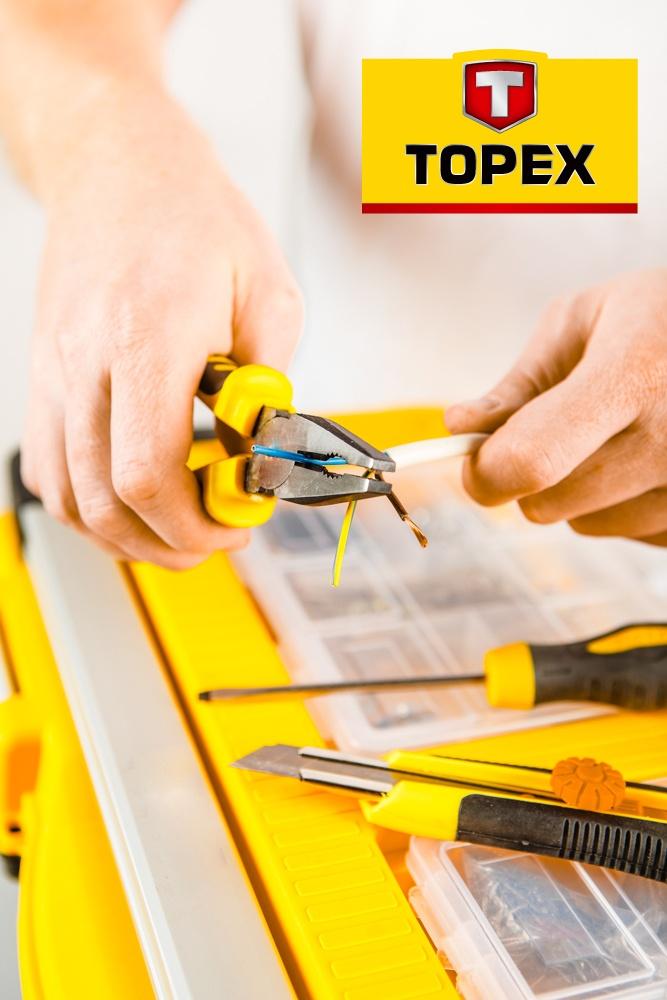 Więcej produktów TOPEX na topex.pl
