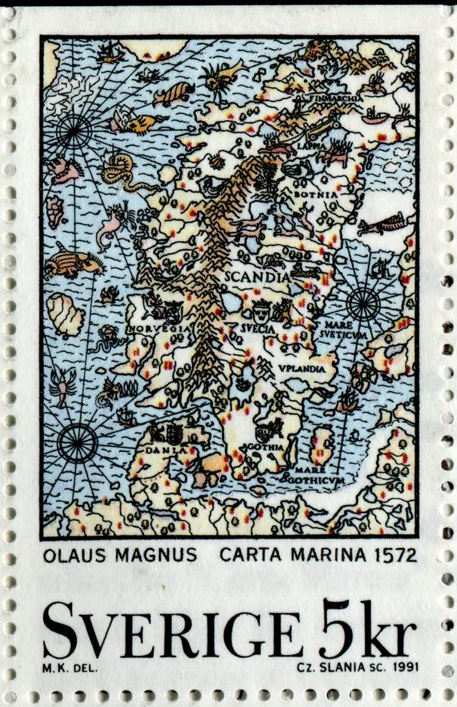 show your stamps with maps on them - Stamp Community Forum - Page 13