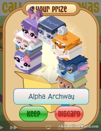 Animal jam how to complete the journey book