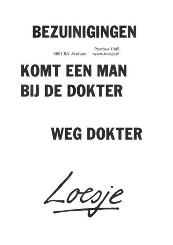 Loesje (Klik op de poster om hem als PDF te openen.)