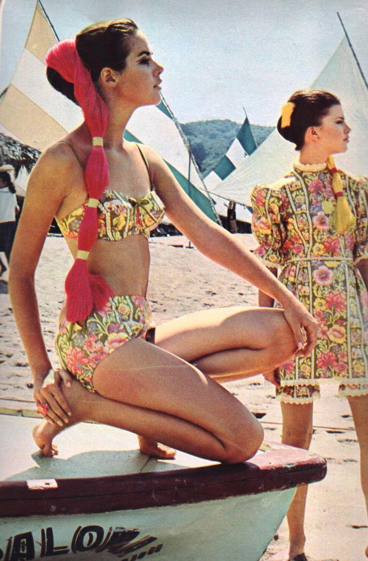 Colleen Corby. 60s summer style.