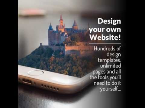 Make your own website in minutes for as little as R29.00. Site Creator Hosting from Imaginet gives you hundreds of design templates and unlimited pages.