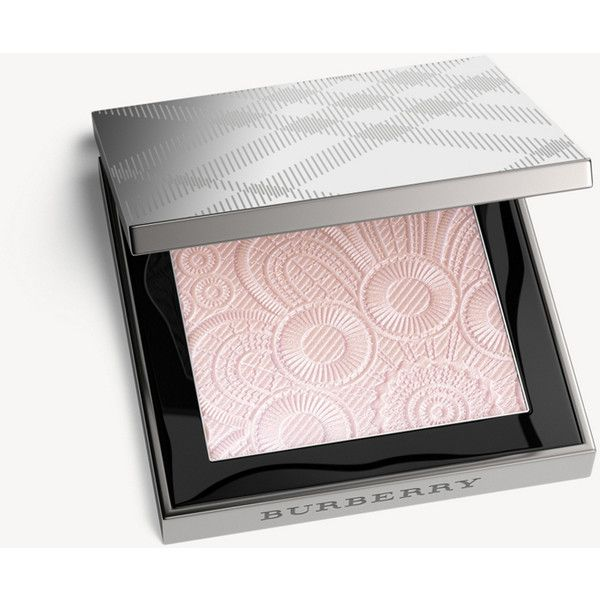 Burberry Fresh Glow Highlighter – Pink Pearl No.03 found on Polyvore featuring beauty products, makeup, face makeup, burberry makeup, burberry cosmetics, burberry and highlight makeup
