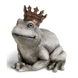 garden statue.... my prince?