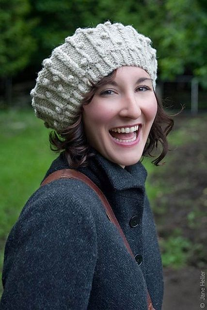 how do you wear a beret images | beret- Question~ Do you have to have curly hair to wear a beret?