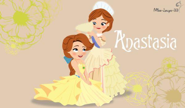 No-Disney Young Princess ~ Anastasia by miss-lollyx-33