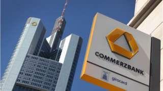 Commerzbank plans to cut 9600 jobs