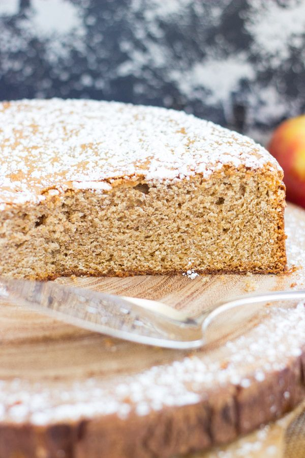 Apple Spiced Olive Oil Cake with Caramelized Apples (7)