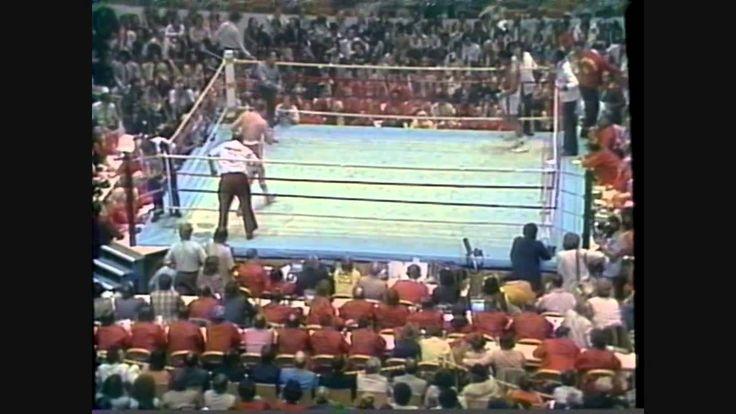 Muhammad Ali vs Chuck Wepner full fight HD