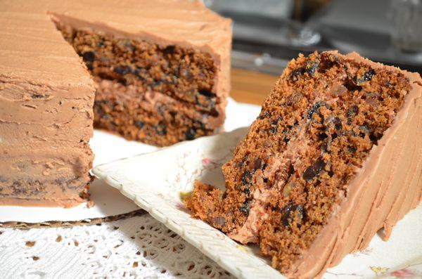 War Cake Recipe