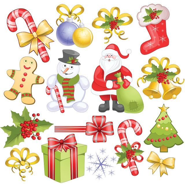17 Best images about Christmas Printable Stickers & Labels on ...