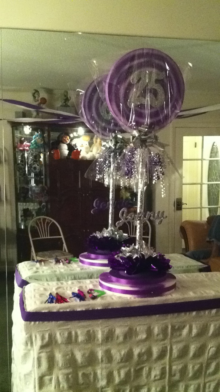 Th birthday centerpiece party ideas pinterest