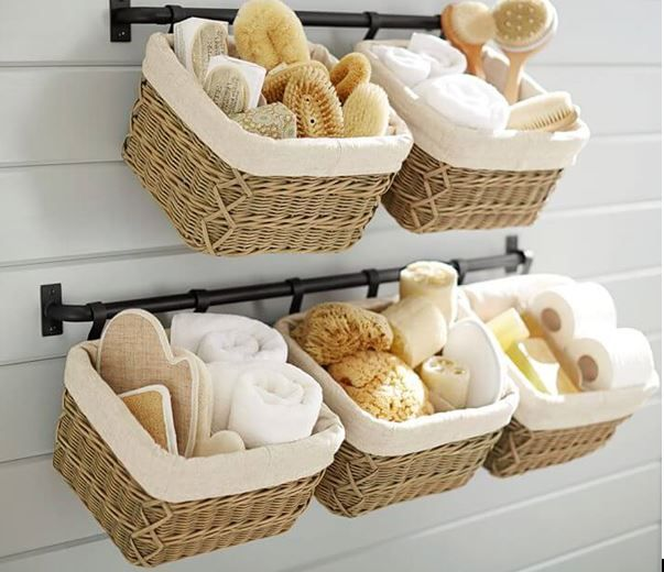 7 Best Small Bathroom Storage Ideas And Tips For 2017