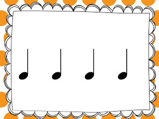 "FREE 1st Grade Rhythms ""cute-ified"" - in Google Docs"