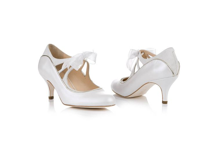 rachel simpson shoes for the bride