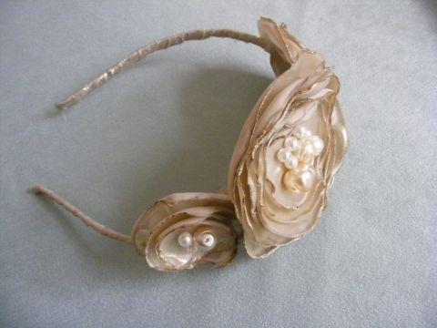 Menyasszonyi vintage hapánt, SomethingOldBride, meska.hu #bridal #headband