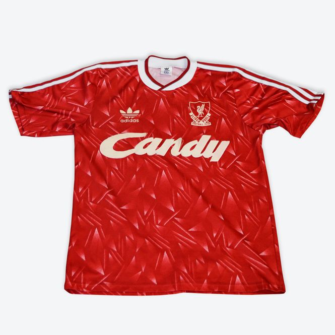 Liverpool, home - Candy