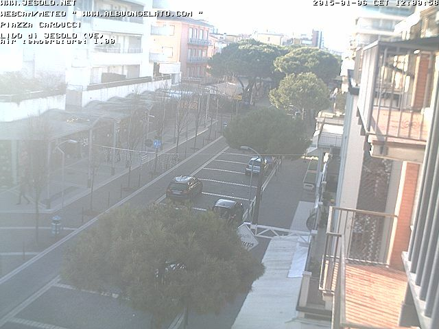 Jesolo - Italy Live webcams City View Weather - Euro City Cam #Italy #Italia #webcam #niceview #travel #beautifulplace #street #view #viaggi