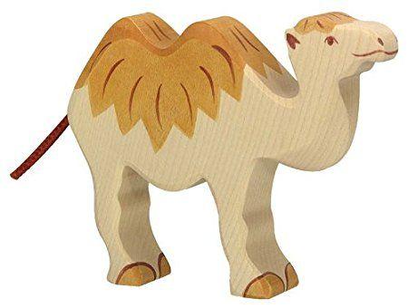 Holztiger Camel Toy Figure