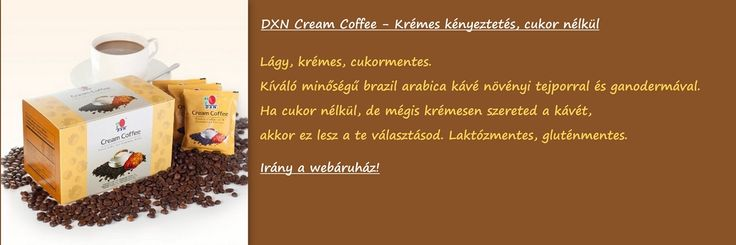 A DXN ganodermás kávék kíváló minőségű, instant brazil arabica kávét és bio termesztésű ganodermát tartalmaznak.  A Ganoderma egy adaptogén gyógynövény. Különlegessége, hogy harmonizálja a szervezetet, erősíti az immunrendszert és segít egészségünk hosszútávú megőrzésében is. Kóstold meg és érezni fogod a különbséget!