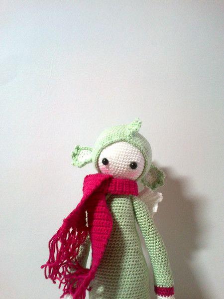 Lalylala Dirk der Drache von Maidivi Crochet auf DaWanda.com