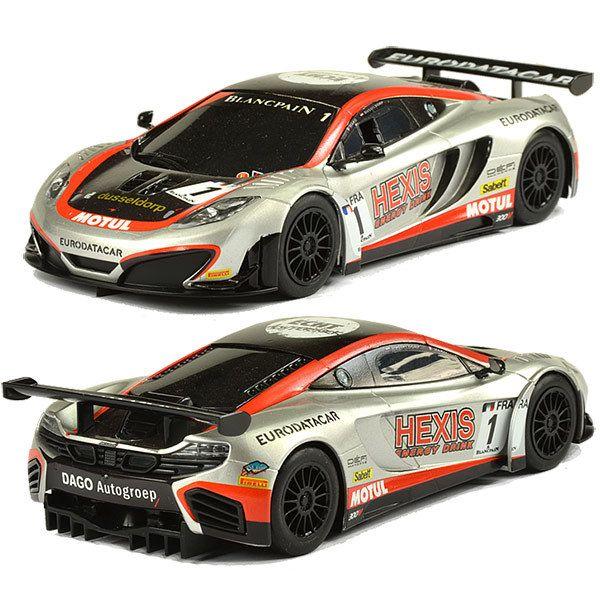 SCALEXTRIC Digital Slot Car C3382D McLaren MP4-12C GT3 No.1 - Jadlam Toys & Models - Buy Toys & Models Online