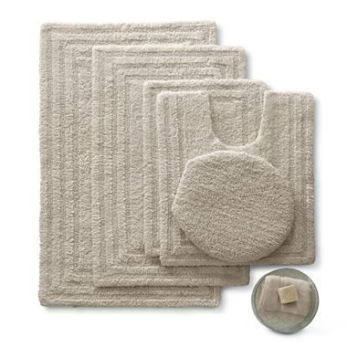 Linden Street Cotton Reversible Bath Rugs  jcpenney