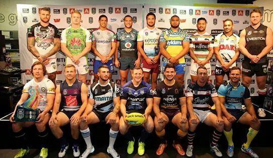 Auckland 9's jerseys
