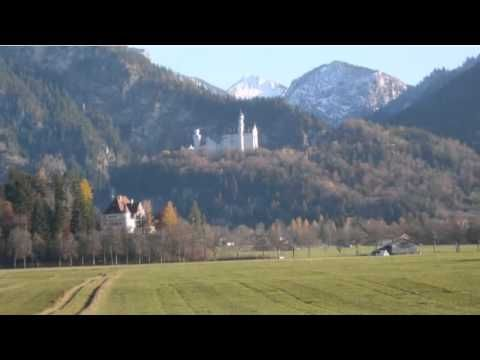 Fewo Wolf - Schwangau - Visit http://germanhotelstv.com/fewo-wolf Located in the village of Schwangau this modern self-catering holiday apartment sits along southern Germanyâs scenic Romantic Road. The Royal Thermal Baths and Neuschwanstein Castle are a 5-minute drive away. -http://youtu.be/zo9QeQ4JLo0