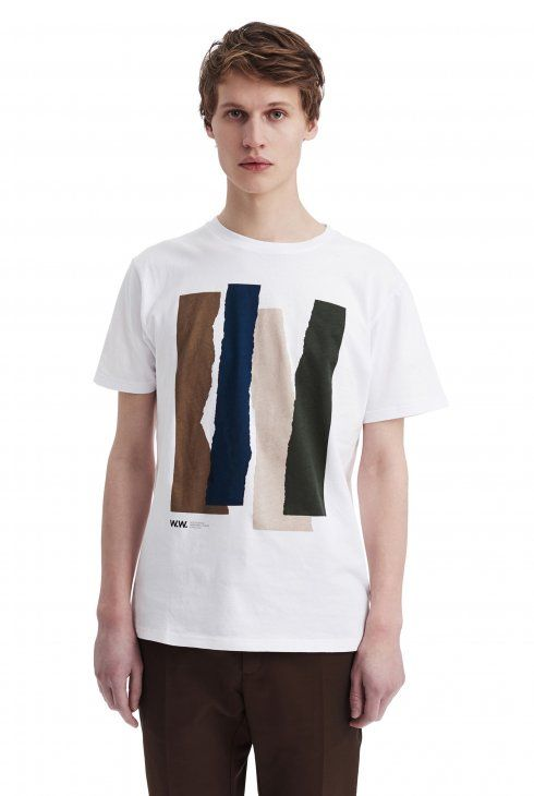 Wood Wood - WW Rip t-shirt