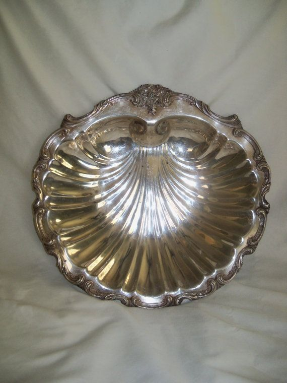 AntiqueVictorian style Amston Fine Silver Plate by KimCycleDesigns, $40.00