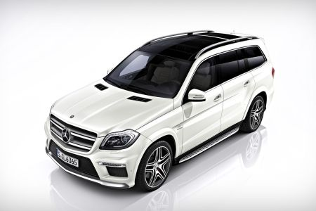 2013 Mercedes-Benz GL63 AMG Review