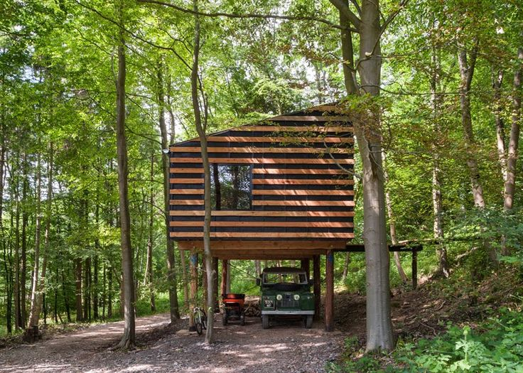140 best Architectural :: Wooden houses images on Pinterest | Facades,  Cabins and Contemporary architecture